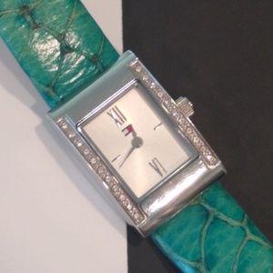 "Tommy Hilfiger Watch 7.5"" Wristband"